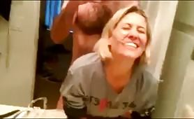 American milf cheats on her husband and fucks the boss on vacation for satisfying orgasms and SpankBang rough sex