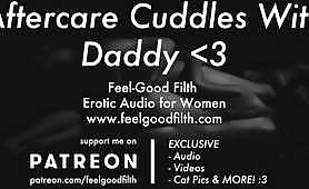 Aftercare with Daddy