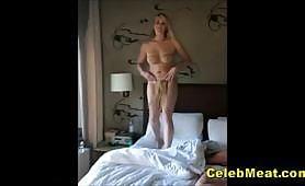 Chelsea Handler showing tits