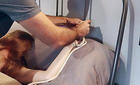 BDSM male domination porn video with Otta Koi