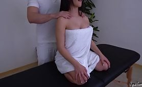 Massage and relaxing sex service are taken by Nynna Ferrangi.