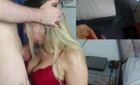 किशोरको मैला blowjob २ क्यामेरा दृश्य